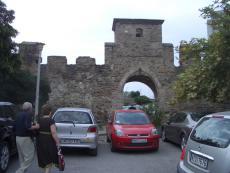 Βυζαντινά Τείχη